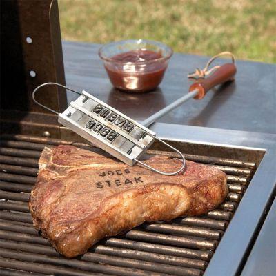 Geschenke für Bruder - BBQ Branding Tool