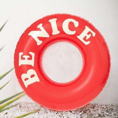 NEUES - Riesiger Schwimmreifen Be Nice