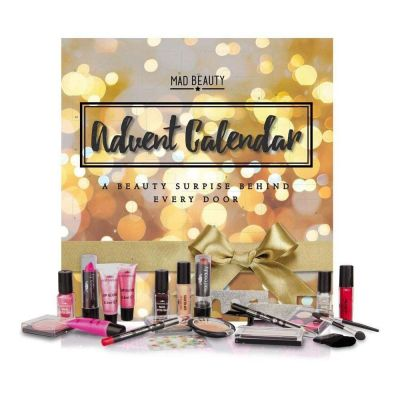Adventskalender füllen - Mad Beauty Adventskalender