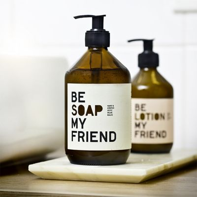 NEUES - Be My Friend Seife & Body Lotion