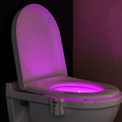 Witzige Geschenke - Toiletten-Beleuchtung mit Bewegungssensor