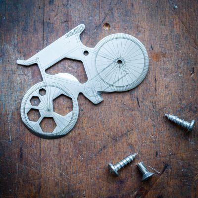 Geschenk für Freund - Fahrrad 13 in 1-Multiwerkzeug