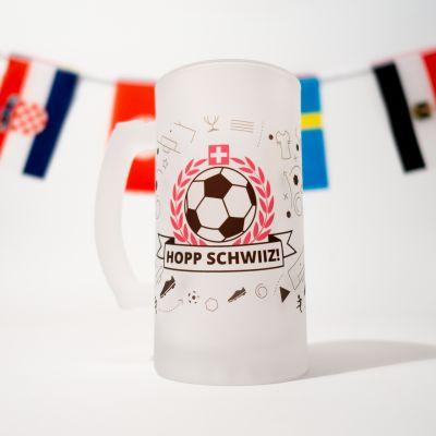 Wohnen - Bierkrug Hopp Schwiiz