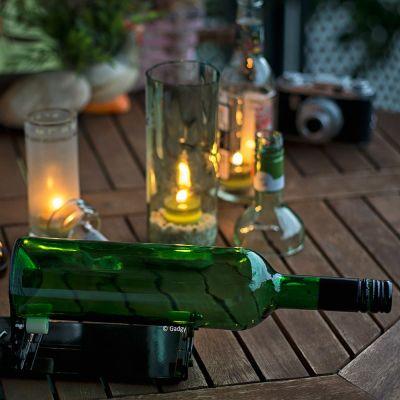 Geburtstagsgeschenk zum 30. - Flaschenabschneider