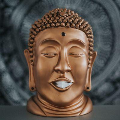 Witzige Geschenke - Buddha Taschentuchspender