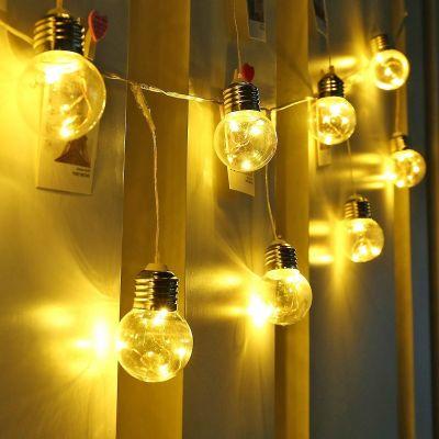 Geschenkefinder - Mini-Glühbirnen Lichterkette