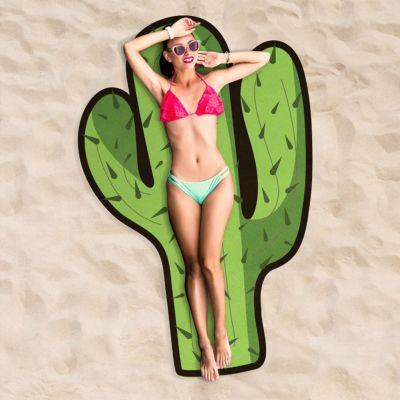 Outdoor - Kaktus Strandtuch