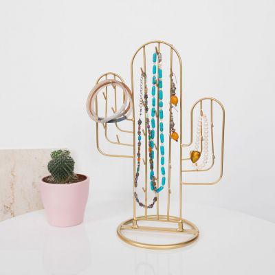 Geburtstagsgeschenk für Mama - Kaktus Schmuckständer