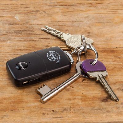 Vatertagsgeschenke - Smartphone Ladegerät im Autoschlüssel-Design