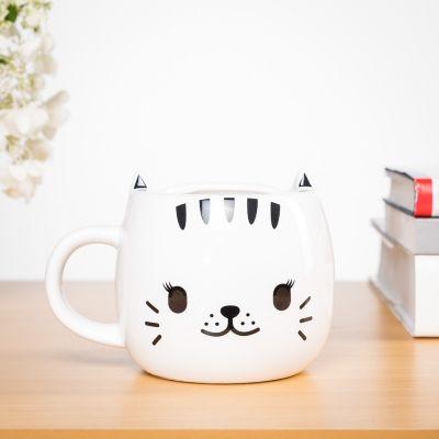 Geschenke für Kinder - Wärmeempfindliche Katzen Tasse
