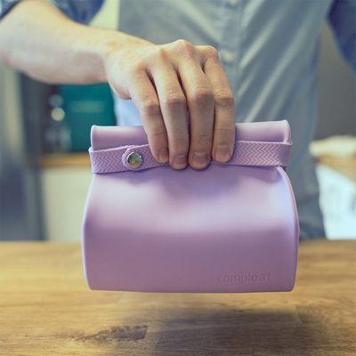 Spass im Büro - Compleat Silikon Lunchbox