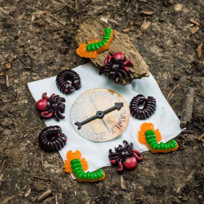 Essen & Trinken - Ungeziefer Fruchtgummi Spiel