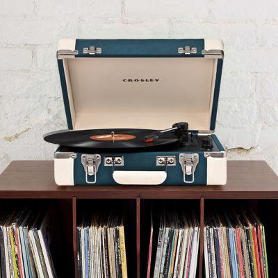 Top-Seller - Crosley Executive Plattenspieler mit USB
