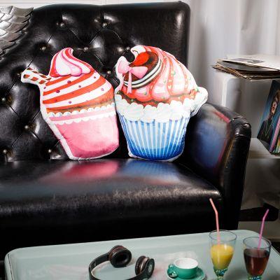 Kleine Geschenke - Cupcake Kissen
