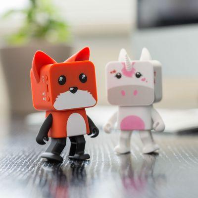 Geschenke für Kinder - Tanzende Bluetooth Mini Lautsprecher