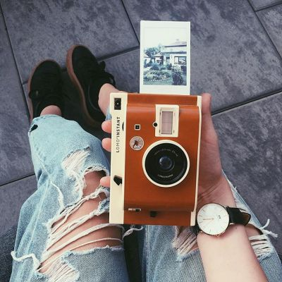 Weihnachtsgeschenke für Frauen - LOMO Instant Kamera