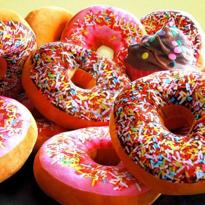 Geschenke für Frauen - Donut Kissen