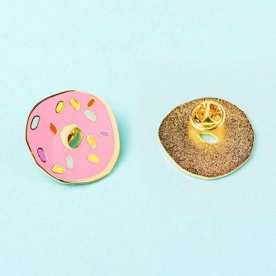 Geschenke für Kinder - Donut Anstecknadel