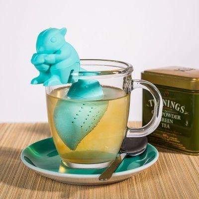 Kaffee und Tee - Eichhörnchen Tee-Ei