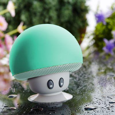 Weihnachtsgeschenke für Frauen - Champignon Bluetooth Lautsprecher