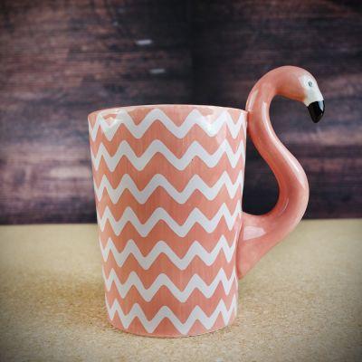 Geburtstagsgeschenk für Mama - Flamingo Tasse