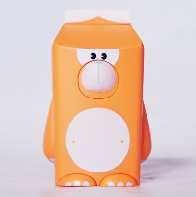 Witzige Geschenke - Kühlschrank Affe