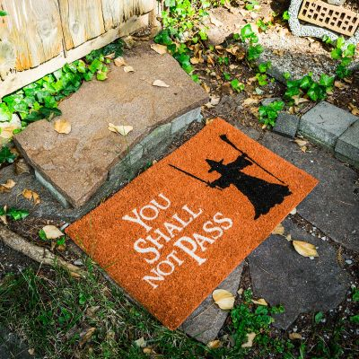 Film & Serien - Fußmatte You Shall Not Pass
