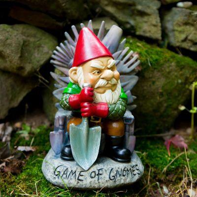 Deko - Game of Gnomes Gartenzwerg