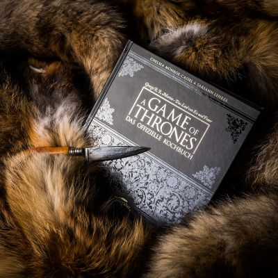 Geburtstagsgeschenk für Freund - A Game of Thrones - Das offizielle Kochbuch