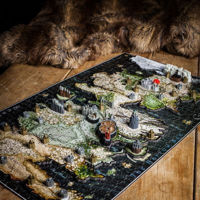 Spiel & Spass - Game of Thrones 3D Puzzle