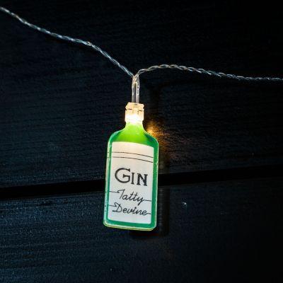Beleuchtung - Gin Lichterkette