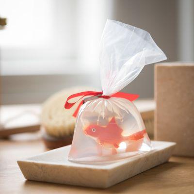 Witzige Geschenke - Goldfisch Seife