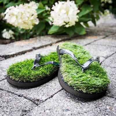 Geschenke für Bruder - Gras Flip Flops