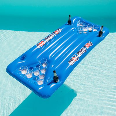 Geburtstagsgeschenk für Freund - Bier Pong Luftmatratze
