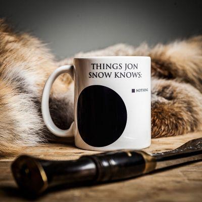 Tassen & Gläser - Jon Snow Tasse