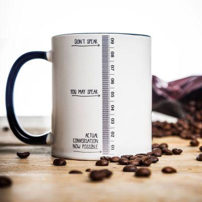 Kaffee und Tee - Level Tasse