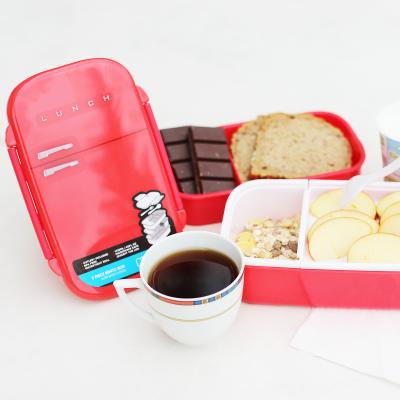 Spass im Büro - Lunchbox Kühlschrank
