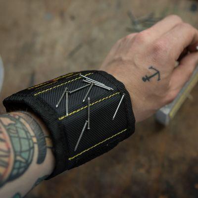 Geburtstagsgeschenke für Papa - Magnogrip Magnetisches Armband