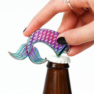 Kleidung & Accessoires - Meerjungfrauen Flaschenöffner