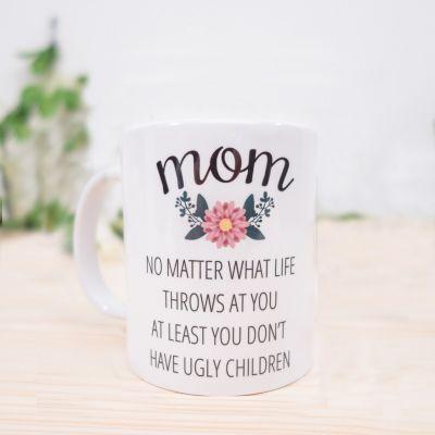 NEUES - Mom - Personalisierbare Tasse