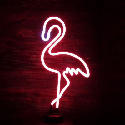Top-Seller - Flamingo Neon Leuchte