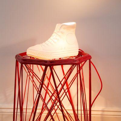 Weihnachtsgeschenke für Frauen - N.Y.C. Porzellan Lampe