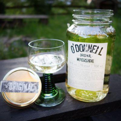 Essen & Trinken - O'Donnell Moonshine Weizenbrand