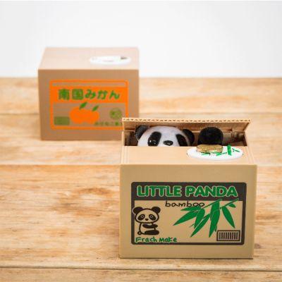 Spielzeug - Panda Sparbüchse