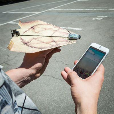 Sale - PowerUp 3.0 - Smartphone gesteuerter Antrieb für Papierflieger