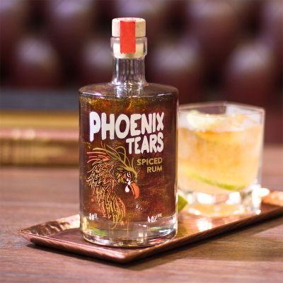 NEUES - Aromatisierter Rum Die Tränen des Phönix