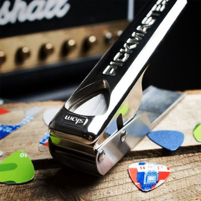 Gadgets - Pickmaster Plektrum-Locher