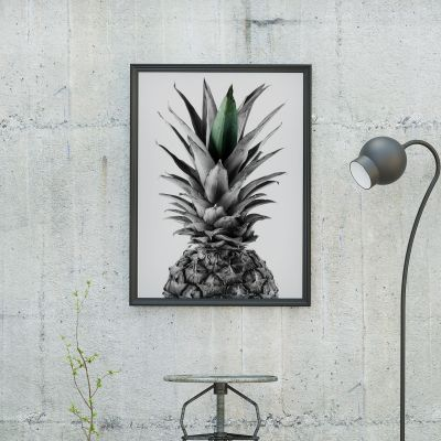 Exklusive Poster - Poster Ananas by MottosPrint