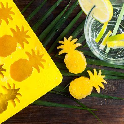 Kleine Geschenke - Ananas Eiswürfelform