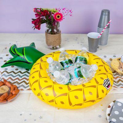Sommer Gadgets - Aufblasbare Mini Snack-Bar Ananas